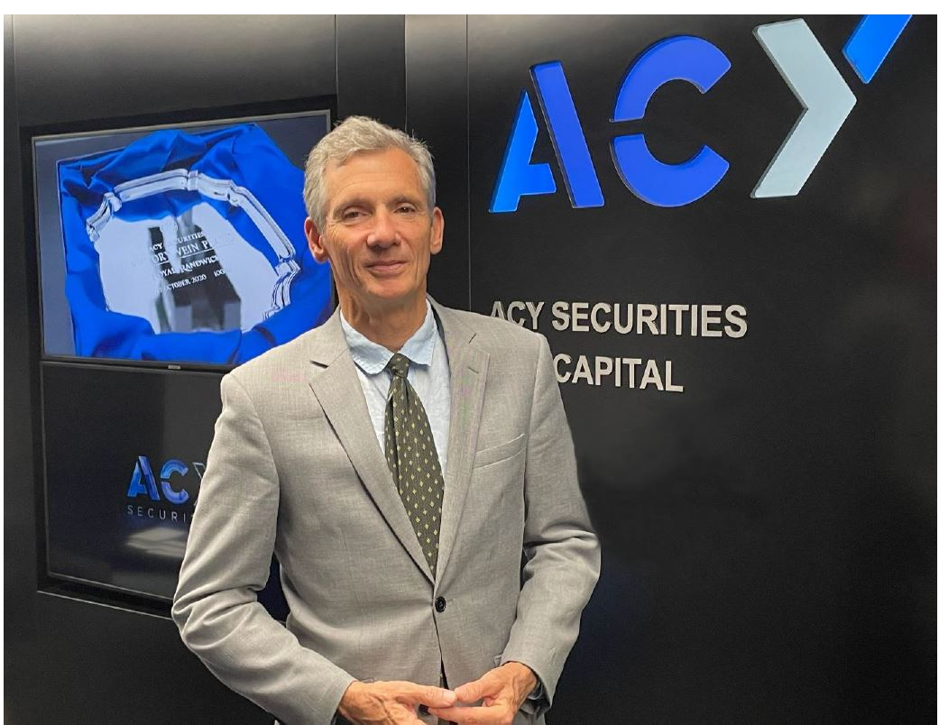 """ACY Securities appoints """"World's most accurate currency forecaster"""" and former BNP Paribas and Macquarie Bank superstar Clifford Bennett as their new Chief Economist."""
