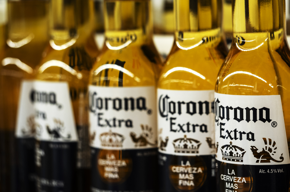 Why Corona Beer Stock Is Gaining Ground Today
