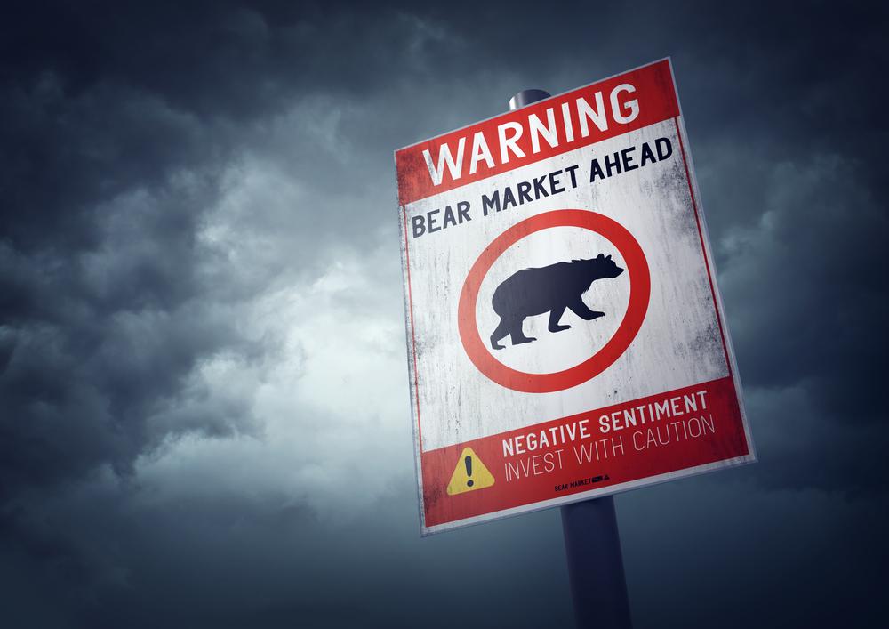 Is The Bitcoin Bear Market Here? JPMorgan Analysts Seem To Think So