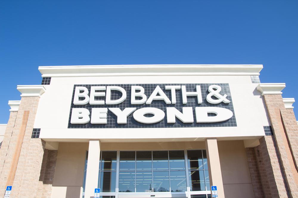 Bed Bath & Beyond Shares Soar Following Massive Q1 Sales