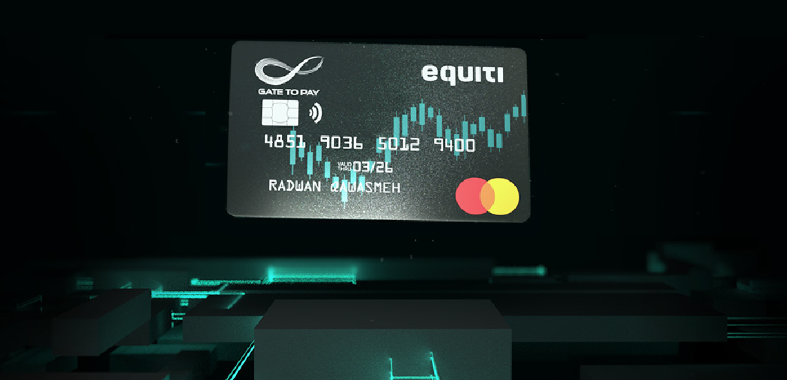 Equiti Introduces Industry-First Fully Integrated Payment Card and Mobile App
