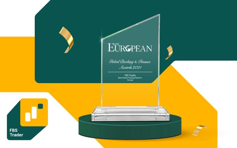 FBS Won Best Mobile Trading Platform Europe 2021 Award