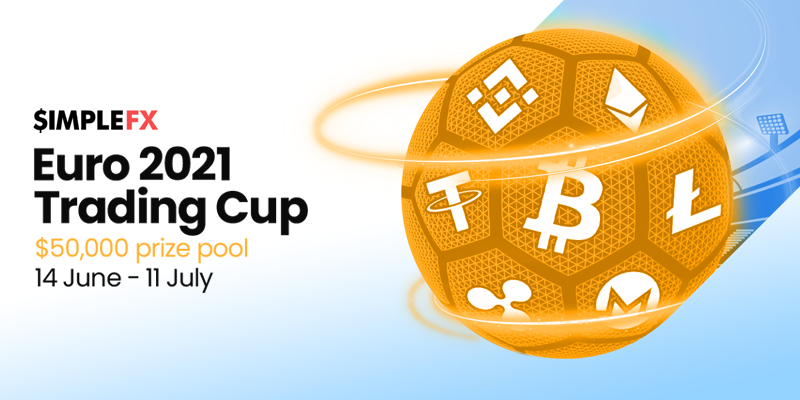 """$50,000 """"Euro 2021 Trading Cup"""" Starts Soon"""