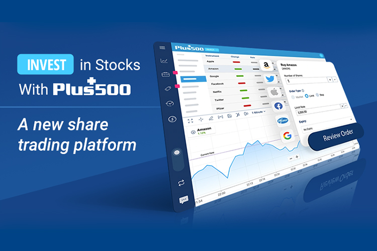 Plus500 announces launch of Plus500 Invest, a new share trading platform