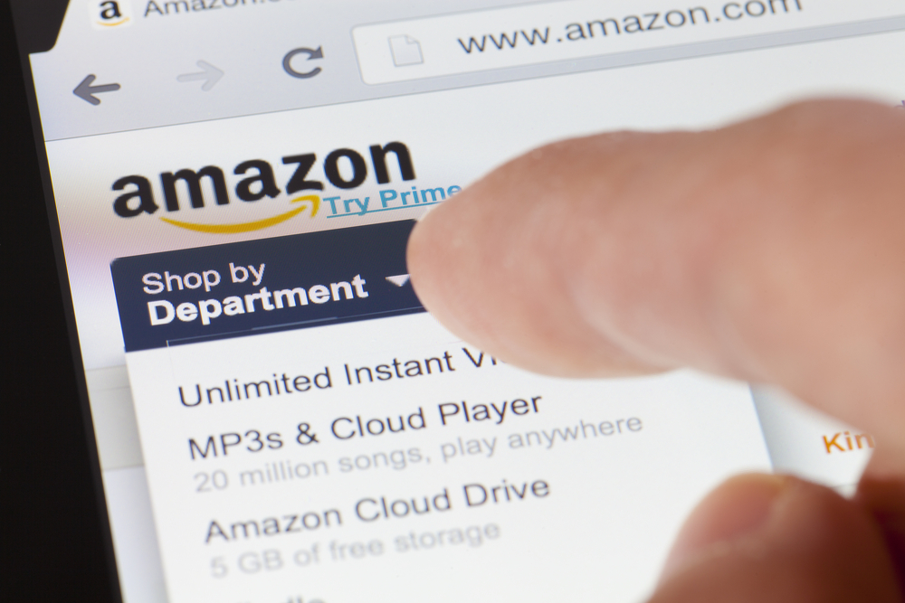 Why Amazon Stock Is Down By 7% Today