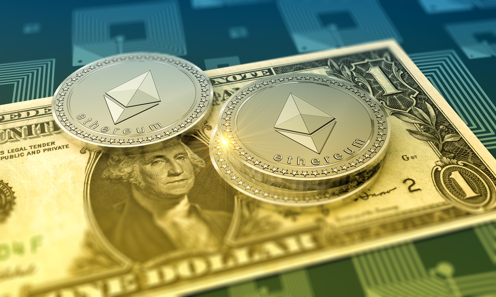 Ethereum: Potential Set Up for the Run to $9000 in Place