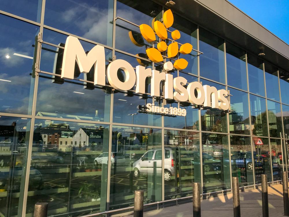 Morrisons in Multi-billion Pound Bidding War: Shares Rocket to Five-year High