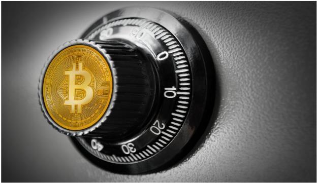 Bitcoin Safe Steel Box