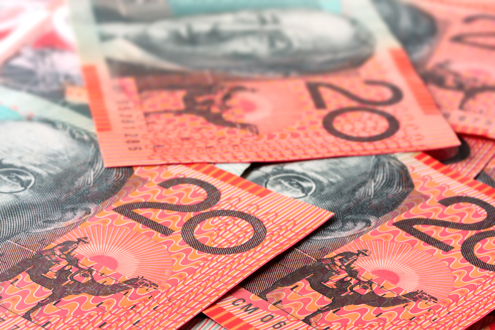 AUD/USD Price Forecast – Australian Dollar Continues to Find Pressure From Above