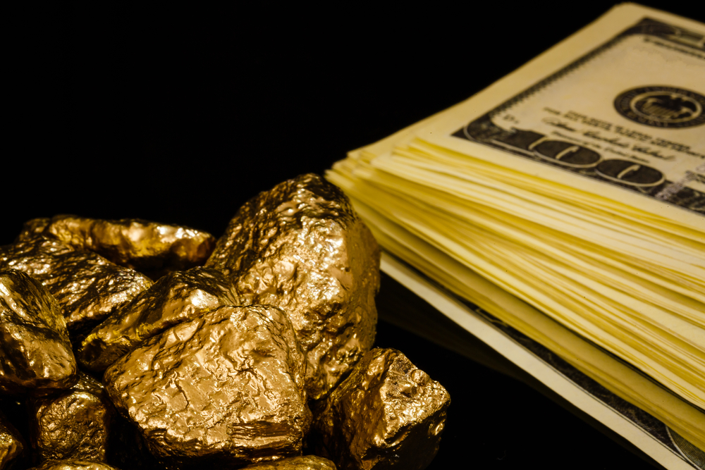 The Newest Nonfarm Payrolls Crushed Gold Like a Sandcastle