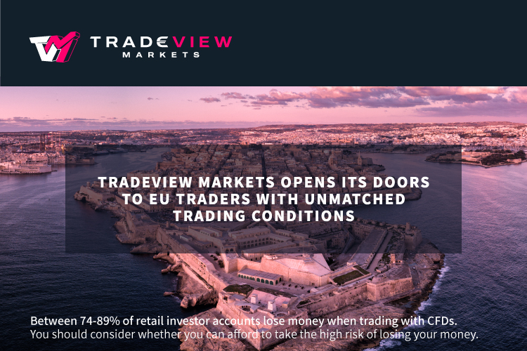 Tradeview Markets Opens Its Doors to EU Traders with Unmatched Trading Conditions