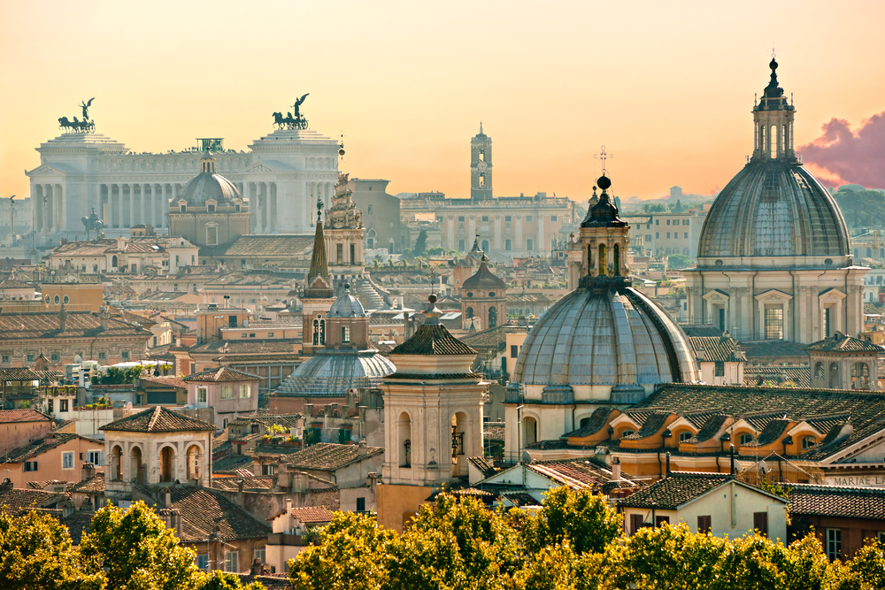 Italy: Strong Rebound is Underway; EU Funds to Help Raise Medium-Run Growth Potential