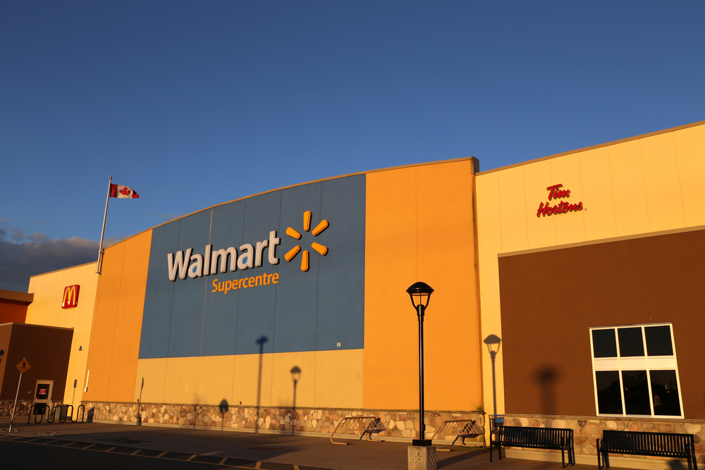 Walmart Set to Test 2020's All-Time High