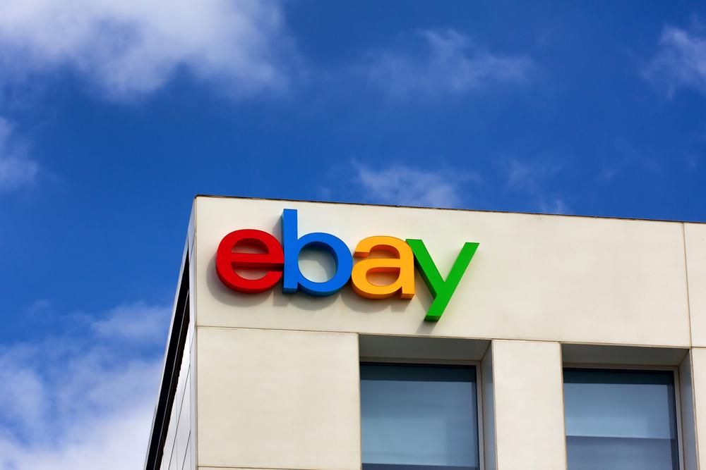 eBay Nearing Support Ahead of Earnings