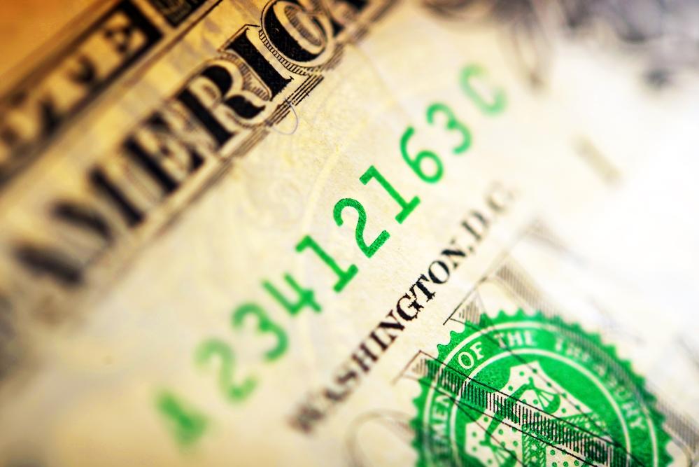 Dollar Serial Number