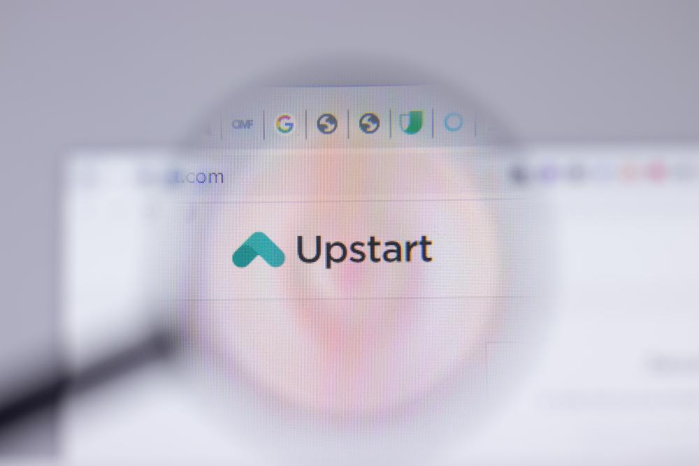 Upstart Holdings Rockets Higher With Big Money