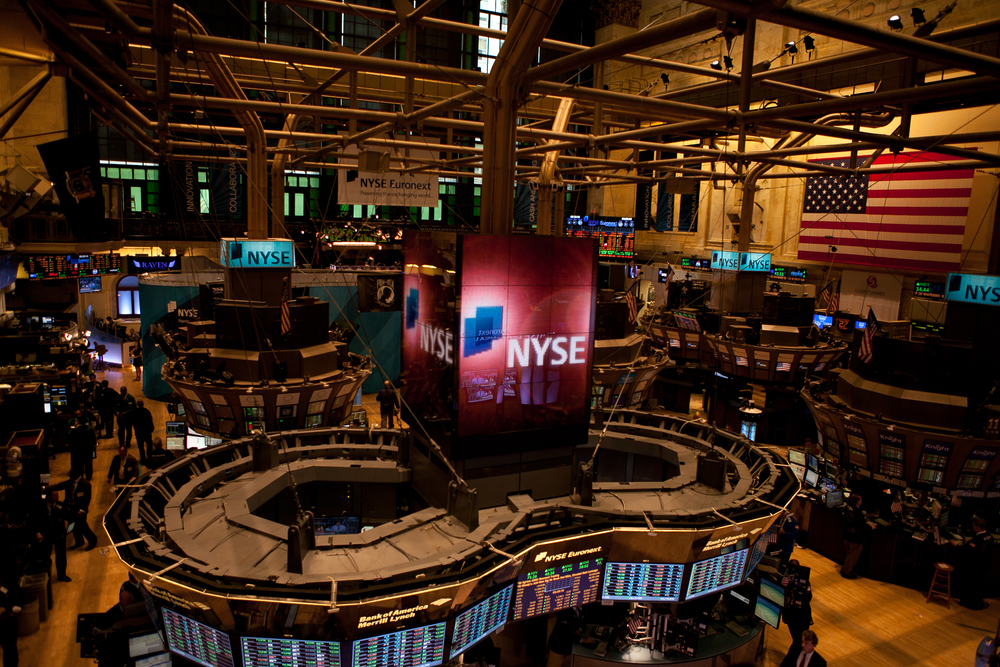 Stocks Mixed After Strong Non Farm Payrolls Report