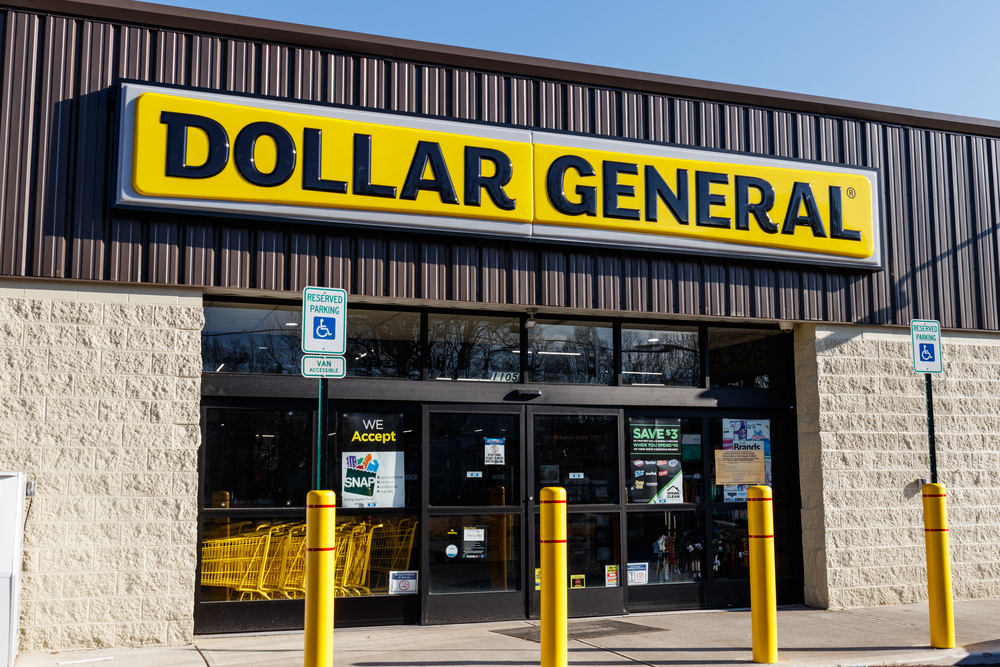 Why Dollar General Stock Is Down By 6% Today