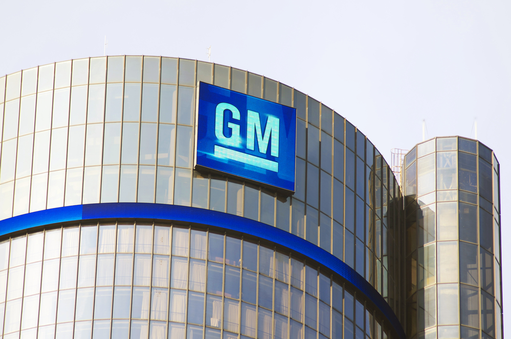 Why General Motors Stock Is Down By 3% Today