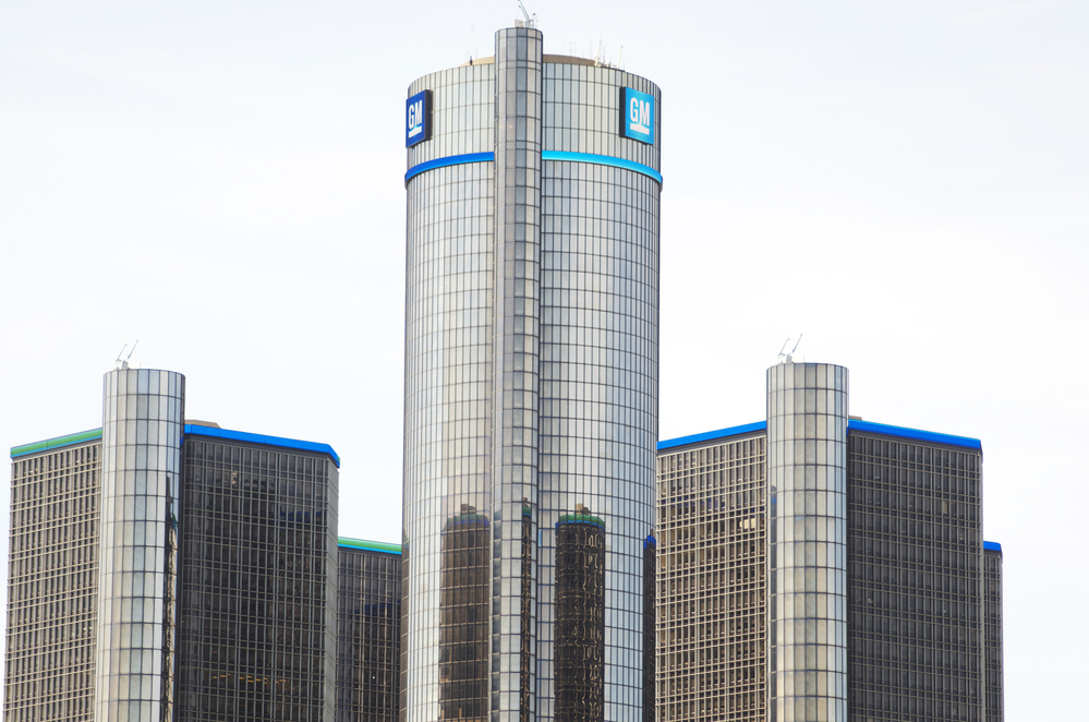 Why General Motors Stock Is Down By 8% Today