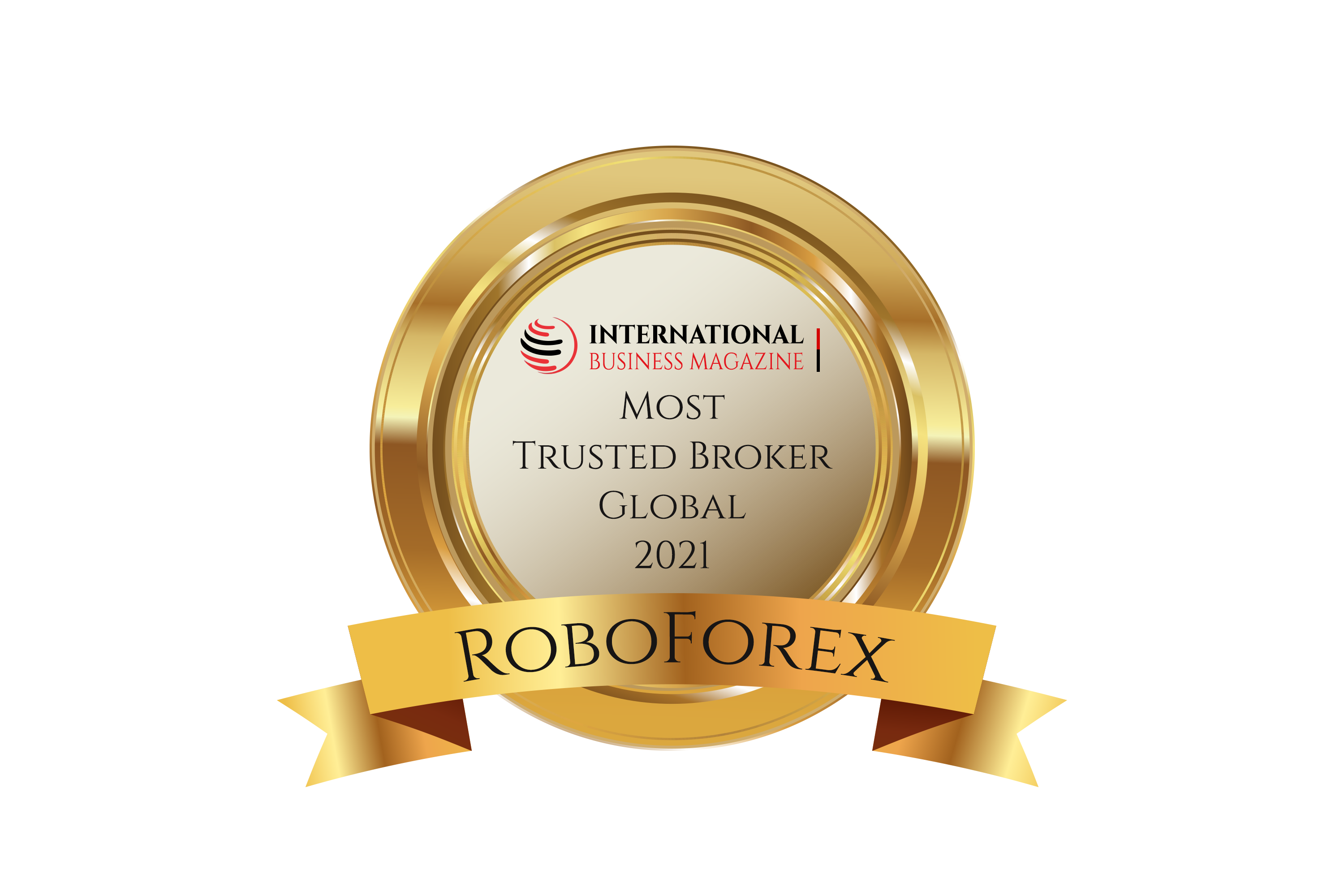 RoboForex Named the Most Trusted Broker 2021