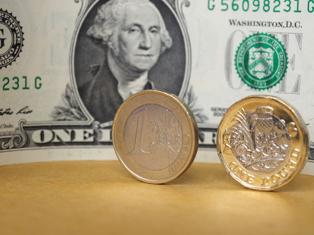 GBP/USD Price Forecast – British Pound Goes Back and Forth Yet Again