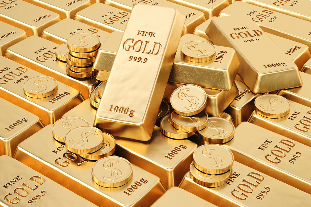 Gold Buying the Dips Continues