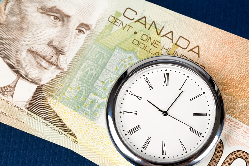 Canadian Dollar Crashes