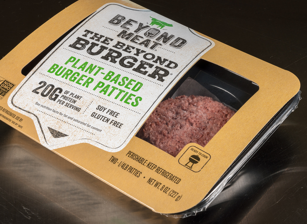 Why Beyond Meat Stock Is Down By 5% Today