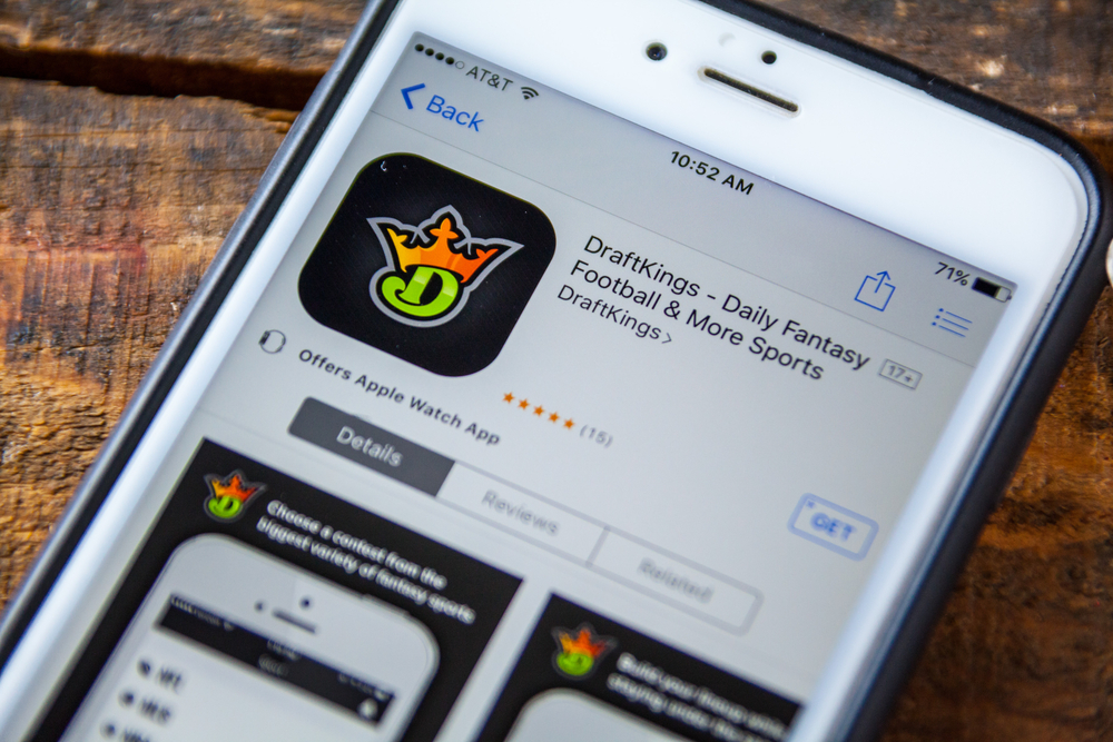 DraftKings Pursues UK Acquisition and Catches NFT Fever