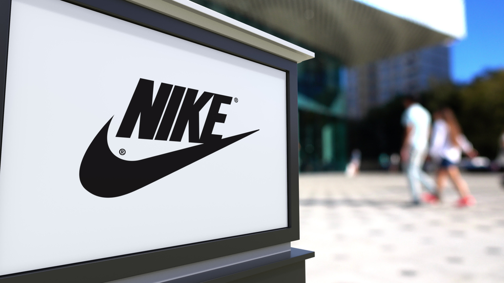 Nike Shares Fall on Global Supply Chain Woes