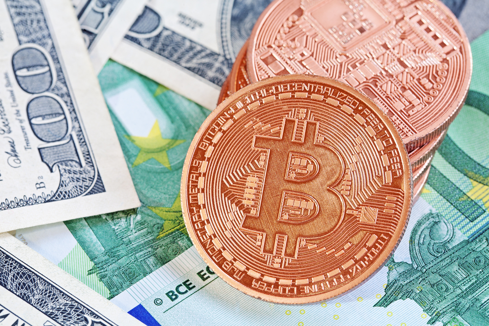 Bitcoin Tries To Settle Below The Support At $44,000