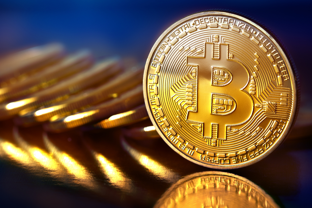 Bitcoin Tests Resistance At The 20 EMA