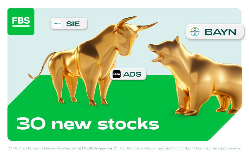FBS Added 30 New Stocks of the Frankfurt Stock Exchange