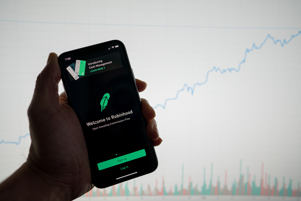 Why Robinhood Stock Is Down By 10% Today