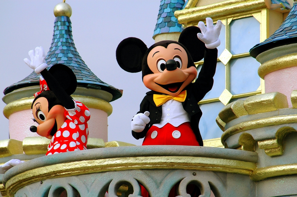 Disney Trading Lower After Barclays Downgrade