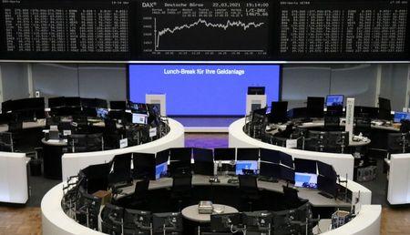 European Stocks Hit Two-Week low ahead of PMI data