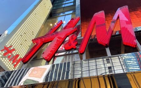 H&M Vows to Rebuild Trust in China After Xinjiang Backlash