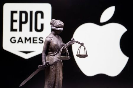 Apple to argue it faces competition in video game market in Epic lawsuit