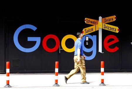 Google Sales Top Estimates on Ad Surge; Alphabet Plans $50 Billion Buyback