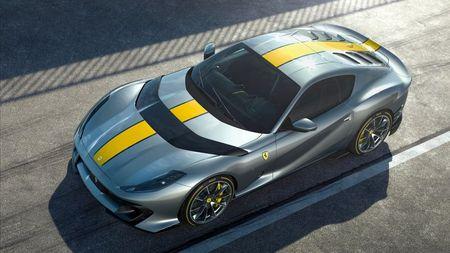 Ferrari Postpones 2022 Targets Due to Pandemic, Shares Dip