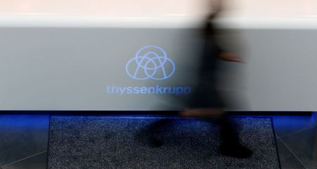 Thyssenkrupp Raises Outlook as Recovery Boosts Demand, Prices