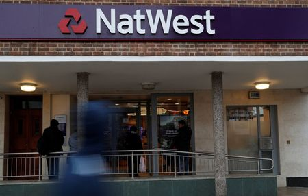Britain Lowers NatWest Stake with $1.5 Billion Share Sale
