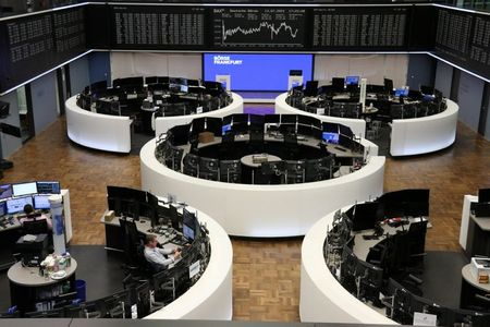 Inflation Woes, Travel Stocks Drag Europe Shares Lower