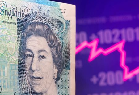 Pound Drops on Anxiety Over Impending End to UK COVID Curbs