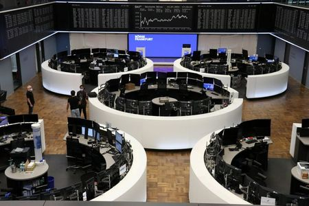 COVID-19 Surge Sparks Bond Rally, Stocks on Worst Run in 18 Months