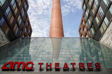The AMC Theatres in the Georgetown neighborhood is closed due