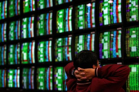 China Jitters Drag Asian Stocks to Seven-Month Low