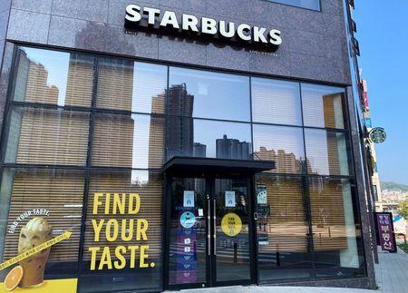 Starbucks to Exit South Korea Venture Valued at Over $2 Billion