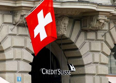 Credit Suisse Taps Goldman Sachs Partner to Lead Risk Turnaround